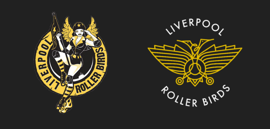 Liverpool Roller Birds logos