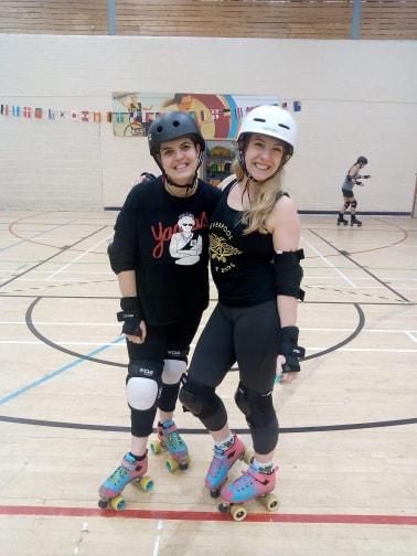 New skater Lou